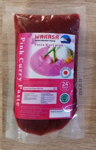 Horeka Pink Curry Paste