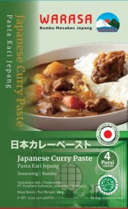 Japanese Curry Paste