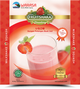 Fruitshaka Strawberry