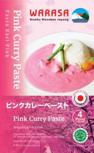 Pink Curry Paste