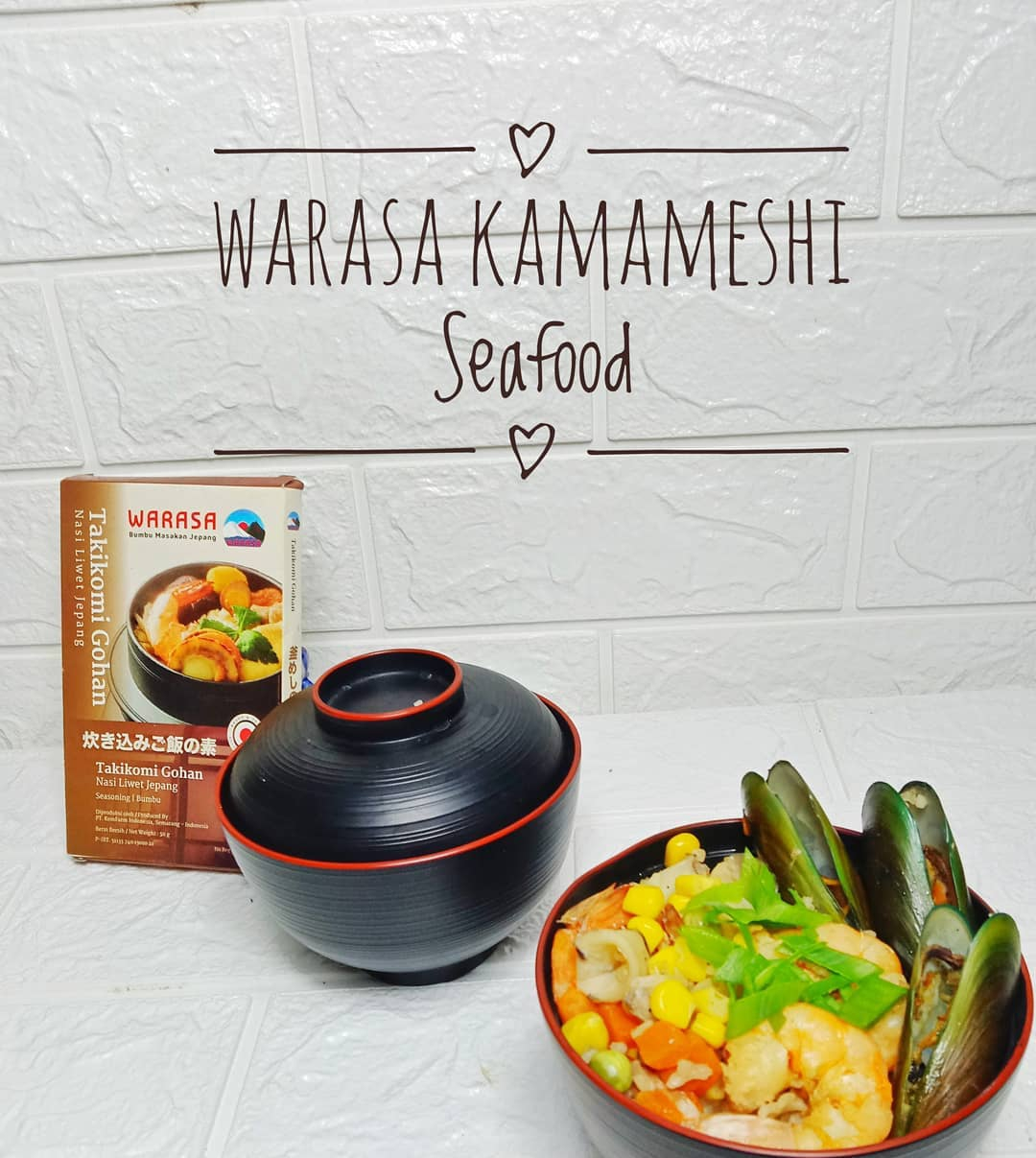 KAMAMESHI SEAFOOD